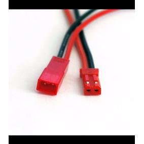 Conectores De Baterias Jst (macho)