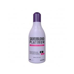 Silverblond Platinum - Máscara Matizadora 300ml