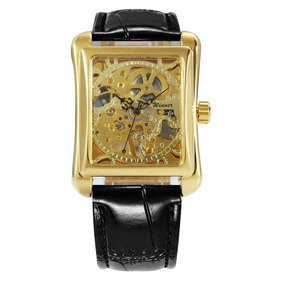 774dd18ab33 De Luxo Unissex Winner - Relógios De Pulso no Mercado Livre Brasil