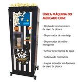 Pop Machine - Vending Machine Com Muito Mais Pipoca