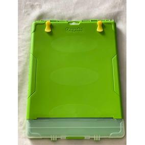 Case Crayola Para Cadernos De Pinturas E Canetinhas Importad