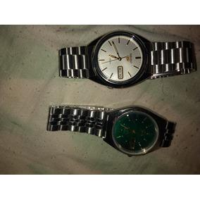 6695df7d52e Relogios Seiko E Orient Automaticos Em Leilão - Relógios no Mercado ...