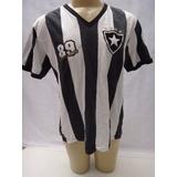 Camisa Retrô Botafogo Garrincha - Futebol no Mercado Livre Brasil 6217a50f31fde