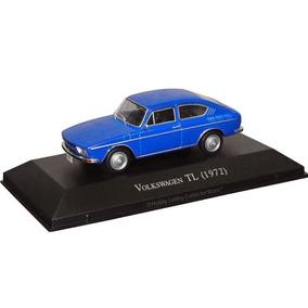 Coleção : Carros Inesq Do Brasil - Volkswagen Tl - 1972