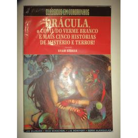 Classicos Em Quadrinhos 1 Bram Stoker Dracula 2010 Otima