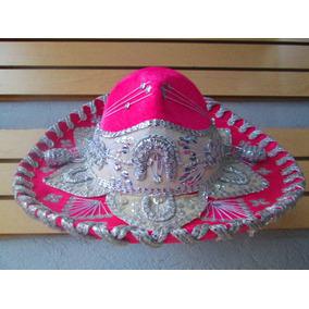Sombrero Charro Mariachi Colores Fino Economico Fiestas 3971438c8199