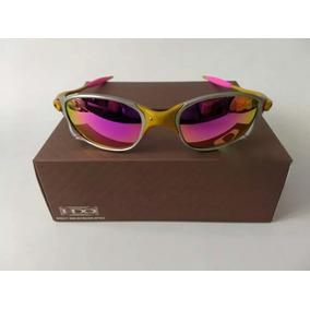 Oakley Juliet, Double X 24k Rosa +caixa+bag+certificado 7e91dbcbdb