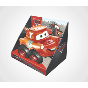 Fofomóvel Tow Mater Da Série Carros Disney **original**