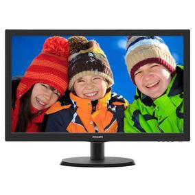 Monitor Led 23 Philips 243v5qhab 23,6 1920 X 1080 Full Hd W
