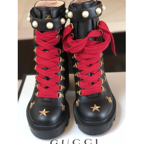 Botas Mujer Gucci Fashion Exclusive Botines Cuero Envio Grat 17985274b82