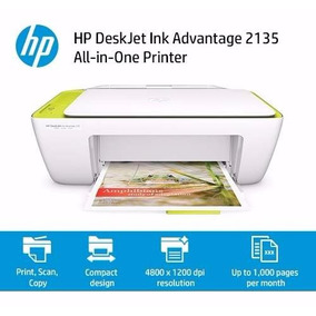 Impressora Multifuncional Hp Deskjet Advantage 2135 Bivolt