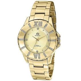 Relógio Ana Hickmann Ah28080x Dourado - Loja Oficial Clocke