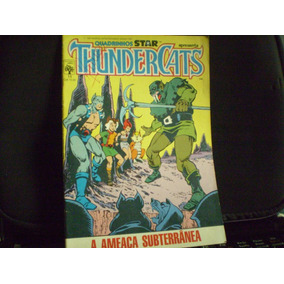 Hq - Thundercats Nº 11 Ano 1987 Raro