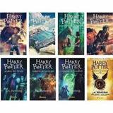 Pack Saga Harry Potter Completa - Libros 1 A 8 Tapa Blanda