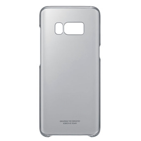 Protector Clear Cover Negro Galaxy S8 Acc Samsung