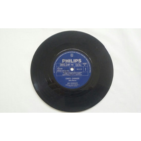 Compacto - Jair Rodrigues - Canto Chorado - 1968