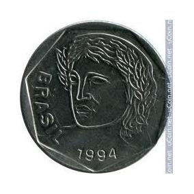 Moeda 25 Centavos 1994