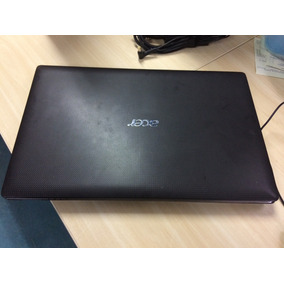 Notebook Acer Aspire 5750z Intel Pentium