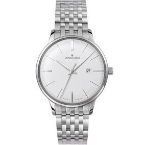 Reloj Junghans Max Damen Para Hombre Original Jh047437244