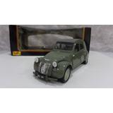 Citroen 2cv 1952 - Carro A Escala 1/18