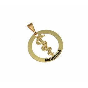 5524e4edf122a Pingente Medico - Joias e Relógios no Mercado Livre Brasil