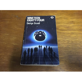 Livro Nineteen Eighty Four - Frete R$ 16,00