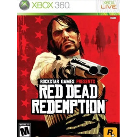 Red Dead Redemption. Xbox 360. Midia Digital