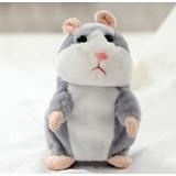 Hamster Talking Hablador Repite Lo Que Dices Hablas Infatil
