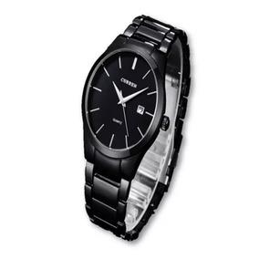 Relógio Masculino Dourad Relógio Top Fotos Reais Top Barato