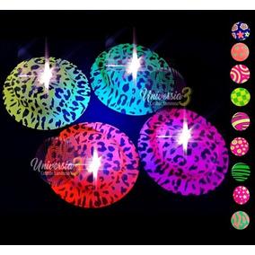 3802a5145fffd Bombines Estampados Multicolor Luminoso Fluo - Cotillón en Mercado ...