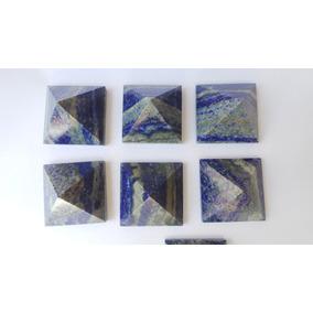 Pirâmide Lapis Lazuli 3,5 X 3,5 X 2,3cm