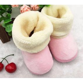 Zapatos Botas Nieve Bebé Invierno Niño Niña Algodón Caliente