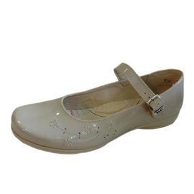Zapato Niña Charol Ostión Dogi