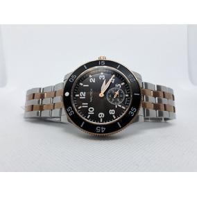 Nautica Black Dial Reloj Para Caballero