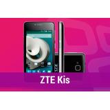 Smartphone Zte Kis C341 Whatsapp Facebook 3g 5mp De Vitrine