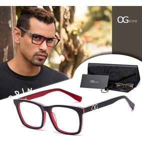 Armaçao Oculos Vermelho E Azul Marinho Dior - Óculos no Mercado ... 0a4812cc4b