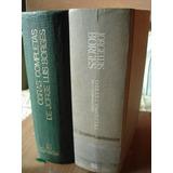 Borges Obras Completas Y En Colaboración E N V I O S