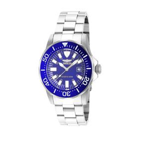 Reloj Invicta 15027 Acero Inoxidable Gris Hombre