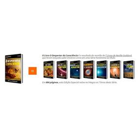 Série Neville Goddard 7 Livros : O Despertar Da Consciência