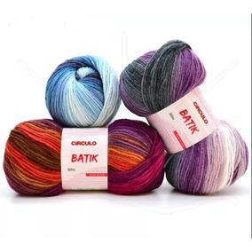 La Batik Circulo Cinza - Artigos de Armarinho no Mercado Livre Brasil 89f2a24d9df