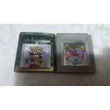 2 Juegos Pokemon Para Gameboy Color