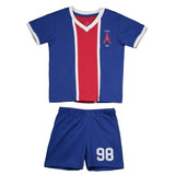 Camisa Infantil Paris Saint Germain Personalizada no Mercado Livre ... 56ec2b8302da6