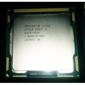 Procesador Intel® Core I3-540