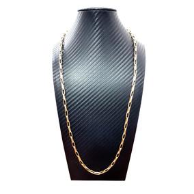 e45cb659851 Corrente Em Ouro Cartier 14gramas 55cm Abaixou O Preço!!! - Joias e ...