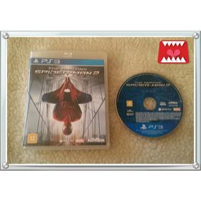 The Amazing Spider-man 2 Mídia Física Ps3 (homem - Aranha)