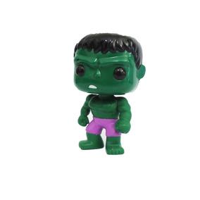 Boneco Funko Pop Cabeçudos Herois Hulk