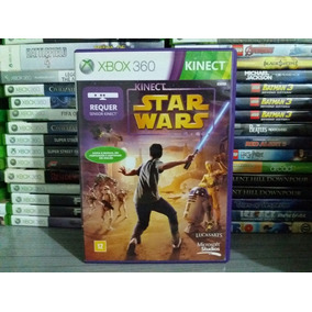 Jogo Para Kinect Star Wars Xbox 360 Para Crianças / Adultos
