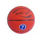 Bola Basquete 7 Sky Tradicional Tamanho Original Basketball 593eb6970a3