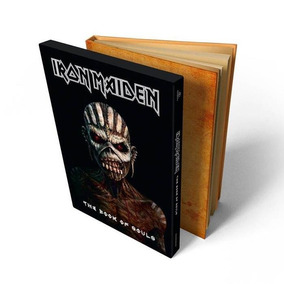 2cd Iron Maiden - The Book Of Souls Deluxe Edition