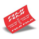 Adesivo Bike Fuji - Team Pro